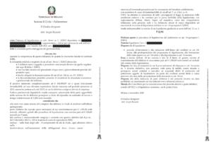 Caso di successo di Legge3_it Debito con Equitalia ridotto del 98% Da 443000 € a soli 9750 € - tribunale di Milano