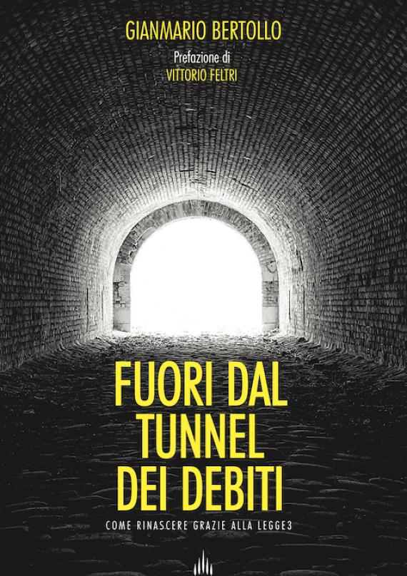 Legge 3 - Libro - Fuori dal tunnel dei debiti
