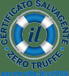 Legge3.it - Garanzia Zero truffe